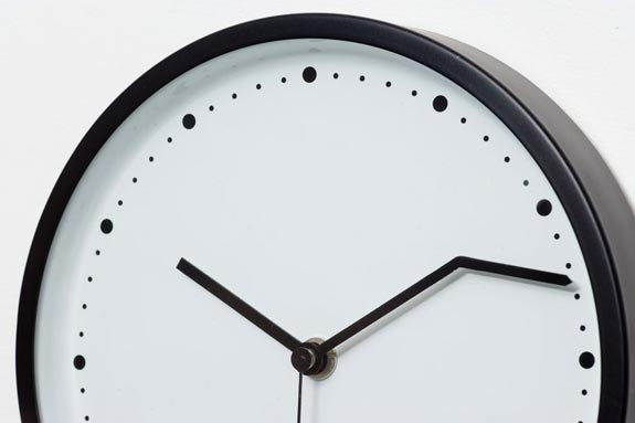 on-time-wall-clock 2